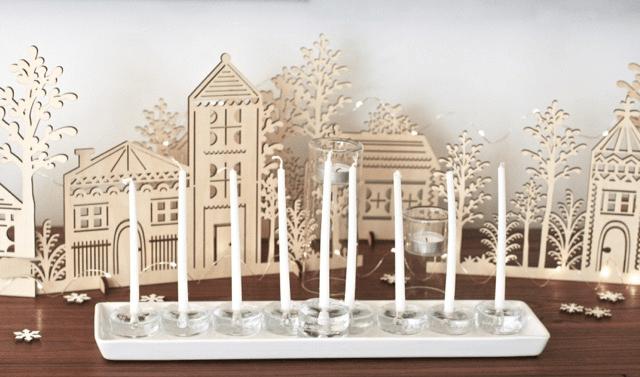 Una velada de Hanukkah en Varsovia (2ª parte)