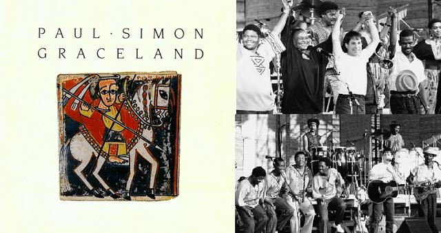 """Un clásico de las músicas del mundo: """"Graceland"""", de Paul Simon"""