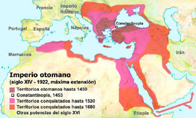 Sefarad: exilio y clandestinidad (9ª parte): en el Imperio Otomano (I)