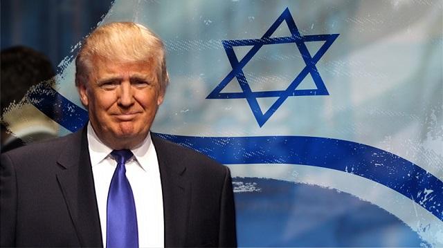 Las palabras que Donald Trump pronunció desde Israel