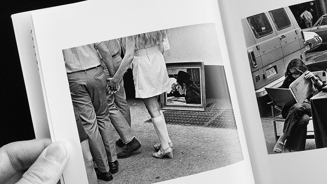 """Leer"", las fotos de André Kertész"