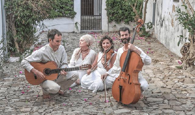 """Participa en el proyecto """"Sefarad"""" de Liona & Serena Strings"""