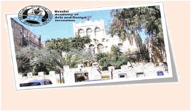 Betzalel: un nombre con historia de arte judío en Jerusalén