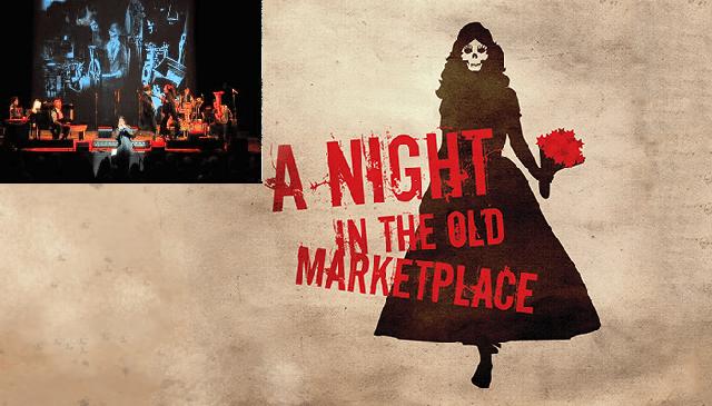 A Night in the Old Marketplace (Una noche en el antiguo mercado)