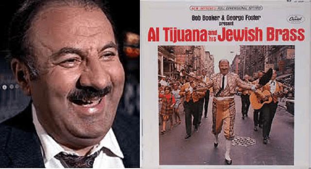 """Al Tijuana and his Jewish Brass: la """"mexicanada"""" de Lou Jacobi"""