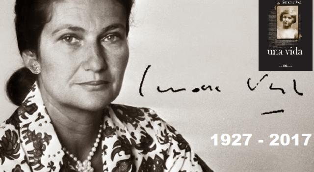 Ha muerto Simone Veil Z'L: recordamos su autobiografía, con Concha Díaz Berzosa y Graciela Kohan