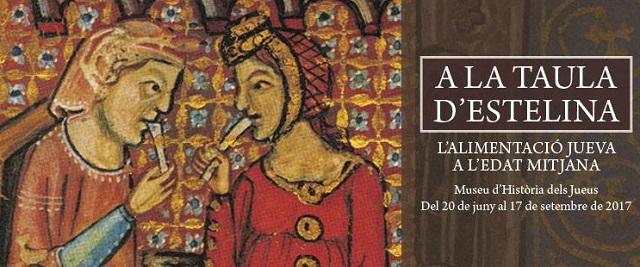 Una exposición sobre la alimentación judía en la Edad Media, con Silvia Planas