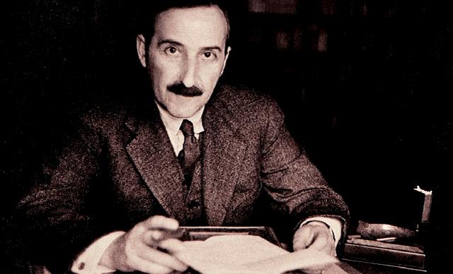 Stefan Zweig: un intelectual ante la tormenta europea, con Daniel Martín Ferrand (C. C. Davar, Madrid, 3/11/2016)
