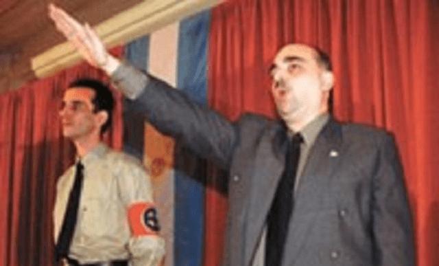Frenar la financiación del neonazi, con Gustavo Efron