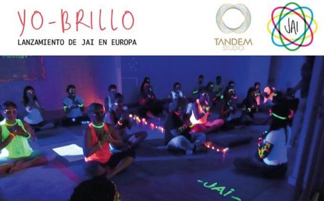 """""""Yo brillo"""": más allá del yoga, con Nati Acuña"""