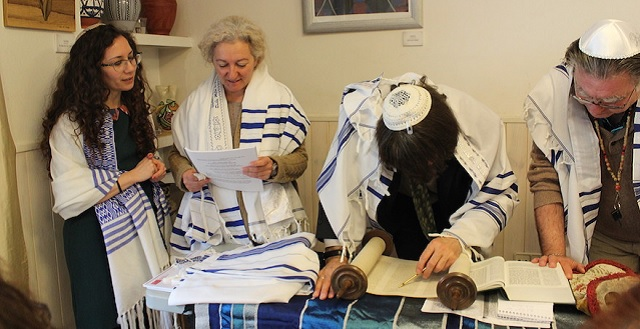 Madrid's Reform Jewish Community, with Yael Cobano