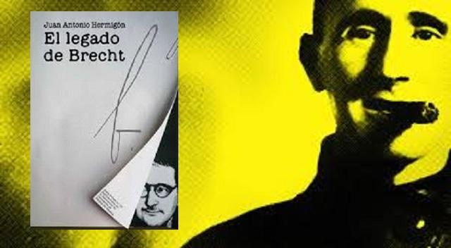 """""""El legado de Brecht"""", con su autor Juan Antonio Hormigón"""