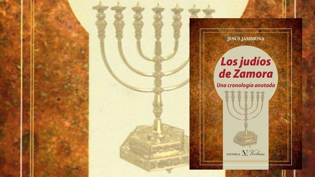 """""""Los judíos de Zamora. Una cronología anotada"""", con su autor Jesús Jambrina"""