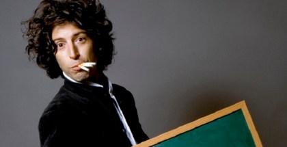 Andy Chango, músico y polemista argentino. REDACCION LC (Rosario - Argentina - Tags: Espectáculos)
