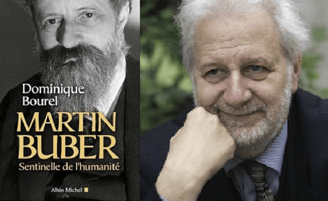 Martin Buber raconté par Dominique Bourel