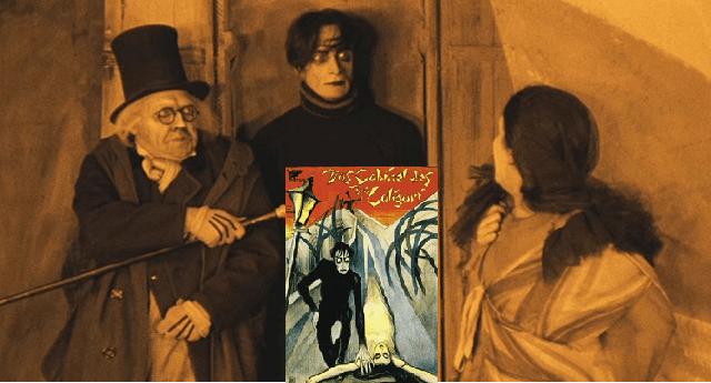 """El gabinete del doctor Caligari"" (1920), de Robert Wiene"