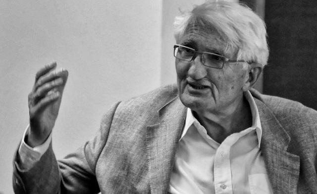 Jürgen Habermas: religión y democracia, con David Malowany