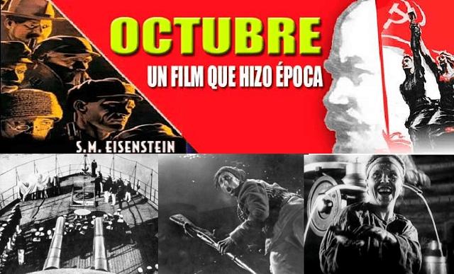 """""""Octubre"""" (1928), de Sergei Eisenstein"""
