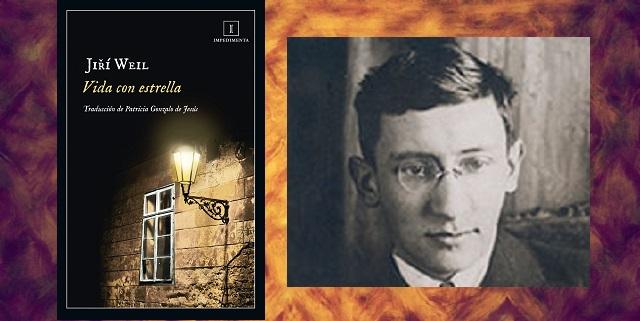 """""""Vida con estrella"""" de Jiří Weil, con su editor Enrique Redel"""