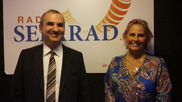 La diplomacia en la comunicación intercultural, con Yoav Tenembaum y Marie-Noëlle Erize Tisseau