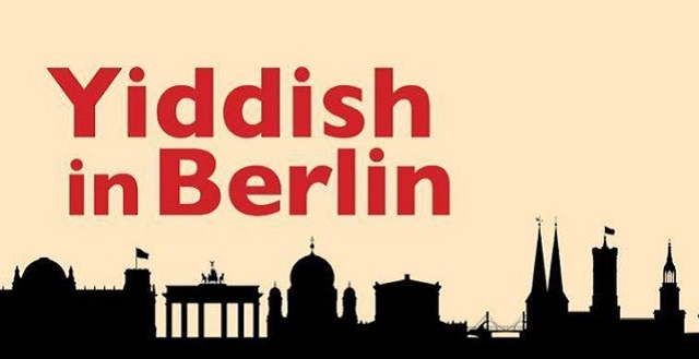 "El curso ""Yiddish in Berlin"", con Linda Jiménez"