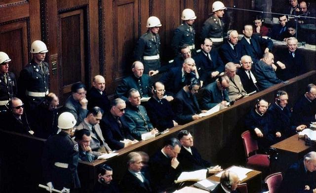 """El curso de la FUNED """"De los Juicios de Nuremberg a nuestros días, la búsqueda incansable de la culpabilidad"""", con Graciela Kohan"""