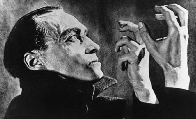"""""""Las manos de Orlac"""" (1924), de Robert Wiene"""