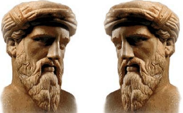 El espejo de Pitágoras