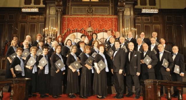 Celebremos cantando con Zemel Choir