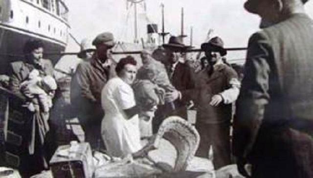 Gershon (Gastón) Liebhaber, un judío egipcio. III parte
