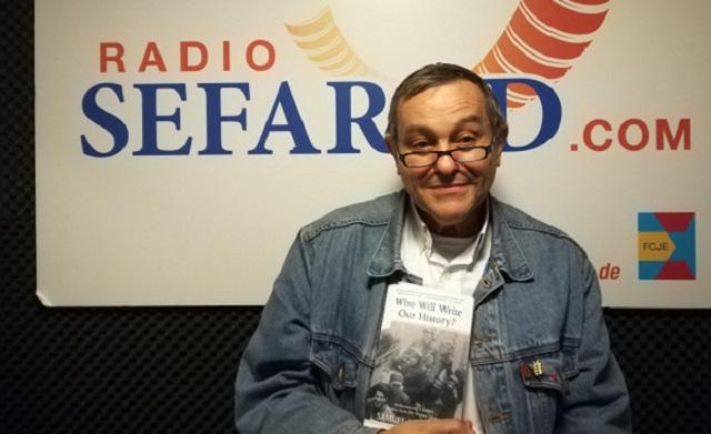 El inventario del archivo Ringelblum para 500 millones de hispanoparlantes, con Ángel Luis Encinas