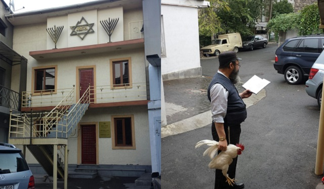 Judíos hoy en Armenia, con Iván Gaztáñaga