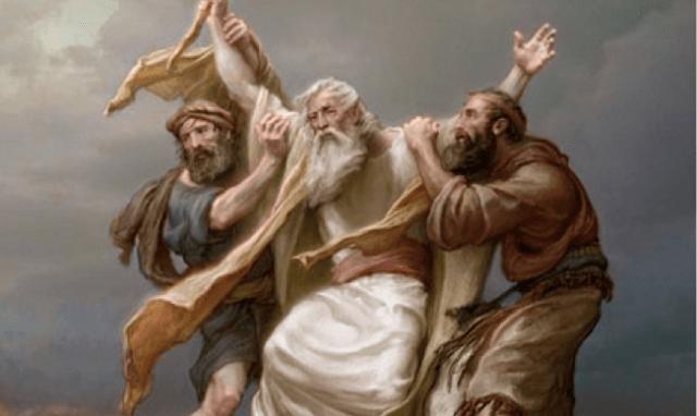 Beshalaj, o la lucha contra el mal absoluto