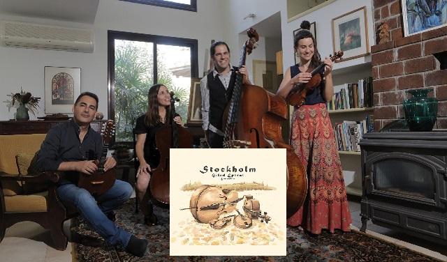 Gilad Ephrat Ensemble: Estocolmo (y el resto del mundo)