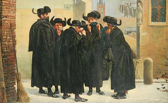 La modernidad en Ashkenaz (2ª parte): el lento retorno a los lugares de los que fueron expulsados