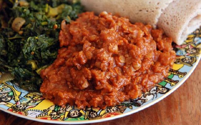 La cocina de los Beta Israel