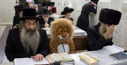 purim yeshiva
