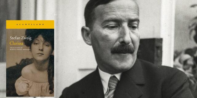 """Clarissa"" de Stefan Zweig, con Guillermo Altares"