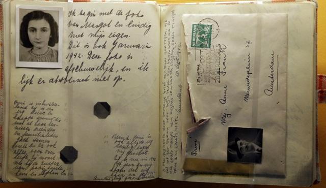 El necesario recuerdo de la vida de Ana Frank