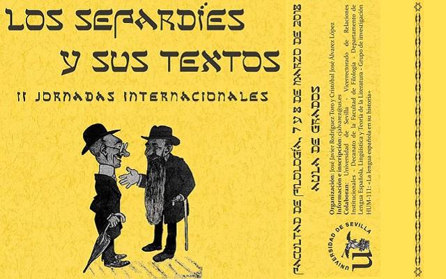 Los sefardíes y sus textos, con Cristóbal José Álvarez López