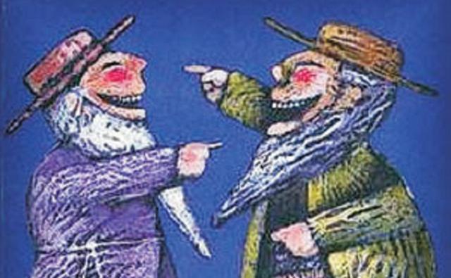 ¿Qué es el humor judío?, con Eduardo Fernández Díaz