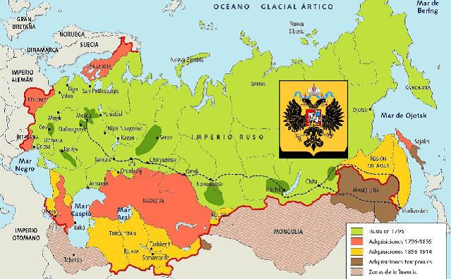 La visión providencial del Imperio Ruso