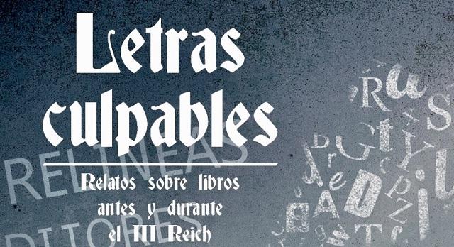"""""""Letras culpables"""", con su autor Javier Fernández Aparicio"""