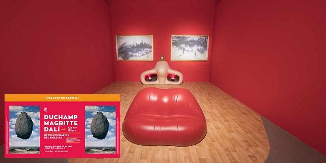 """Duchamp, Magritte, Dalí, Revolucionarios del siglo XX"", con Óscar Tusquets"