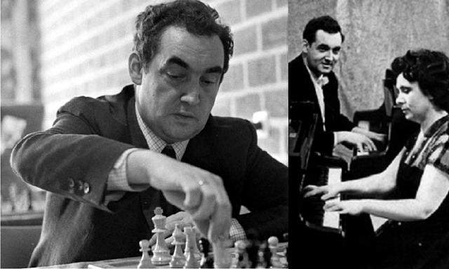 Mark Taimanov: entre el ajedrez y el piano