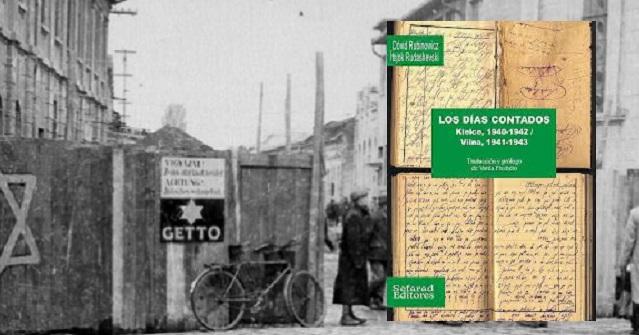 """""""Los días contados"""", de Dóvid Rubinowicz e Ítsjok Rudashevski, con Varda Fiszbein"""