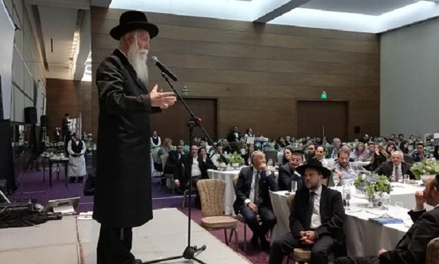 Elecciones, Yom Haatzmaut, un rabino y el Día del Conocimiento