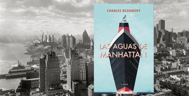 """""""Las aguas de Manhattan"""", de Charles Reznikoff, con Julio Guerrero"""