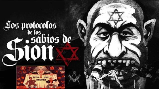 Qué fueron los Protocolos de los Sabios de Sion