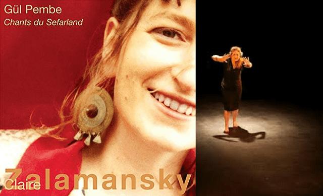 Claire Zalamansky y sus cantos de Sefarland